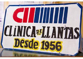Clinica de Llantas desde 1956